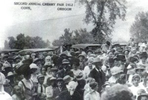 Second Annual Cherry Fair 1912
